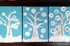 Zimowe drzewa _1